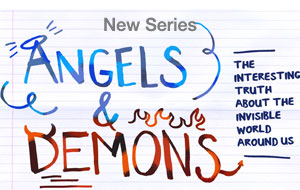 Angels and Demons. Ax Church