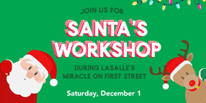 Miracle on First Street LaSalle IL Ax Church